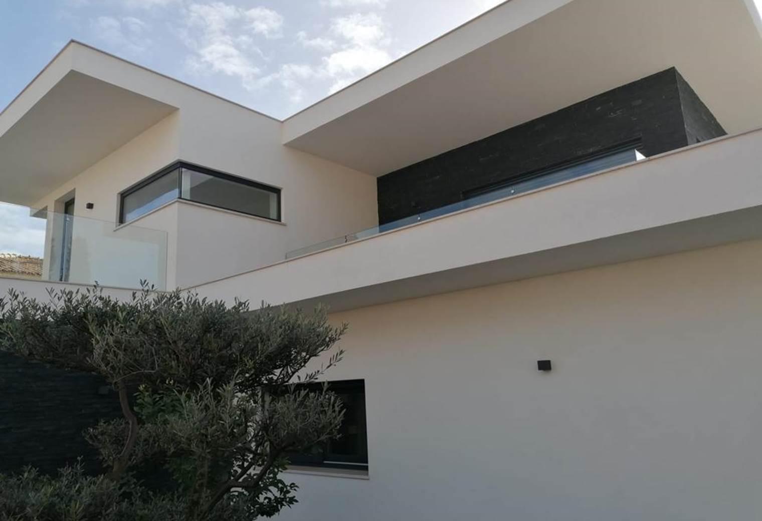 Construção moradia Alto Pacheco
