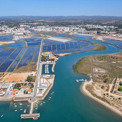 Breathtaking, aerial photographs of the Algarve