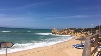 Albufeira no Algarve