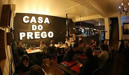 Casa dp Prego Restaurant, Lagos
