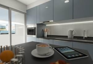 ATRIUM LAGOA - New high-quality apartments/ shops