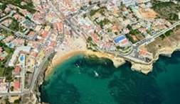 La région de Carvoeiro - Joyau de la Algarve