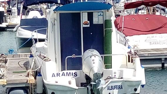 Boat for sale:  Algarve Beneteau Antares 650 HB