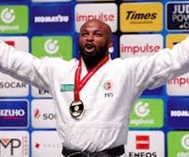Judoca Jorge Fonseca campeão do mundo 2019