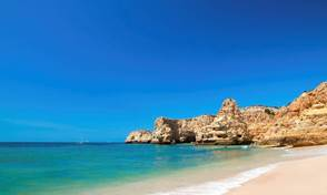 La région de l'Algarve