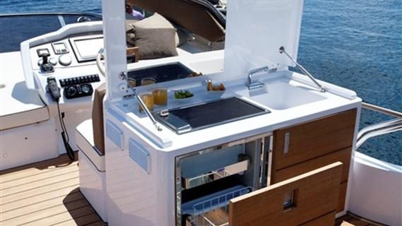 Boat for sale:  Algarve Sessa Fly 45 Yacht Line