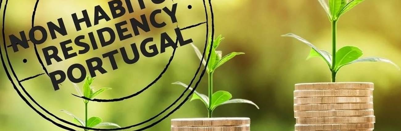 benefícios fiscais,portugal,residente não habitual