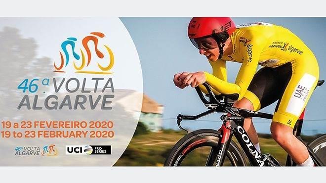 Algarve sykkelritt (Tour of the Algarve) 2020