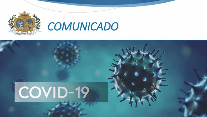 Comunicado: COVID-19