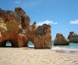 Algarve voted Best Beach Destination in the world