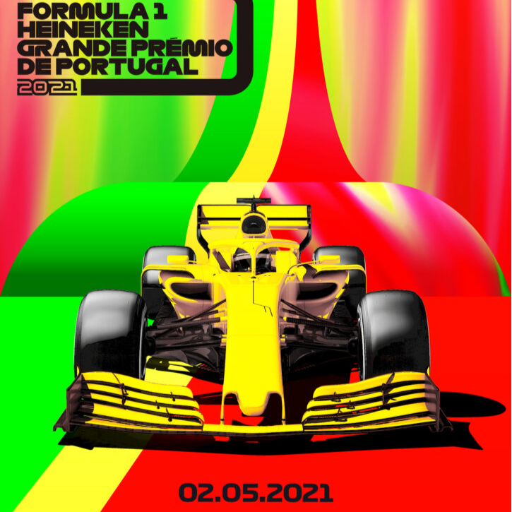 Grand Prix du Portugal 2021 - Course de F1 à Portimão