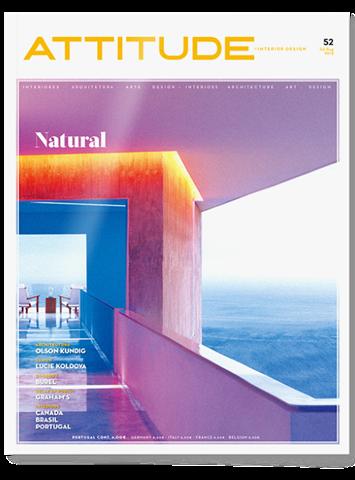 Atittude Magazine, Juillet 2013