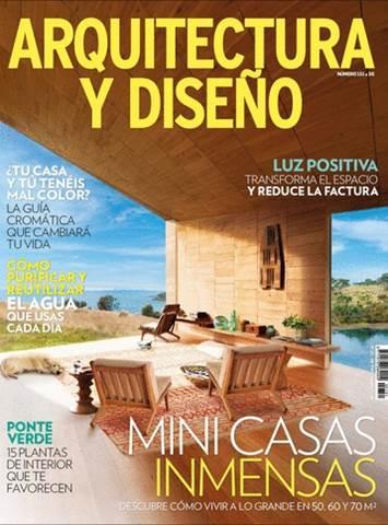 Arquitectura Y diseno_Setembro 2013