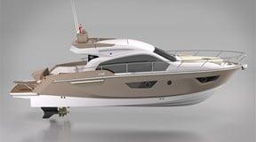 Sessa C42 Yacht Line