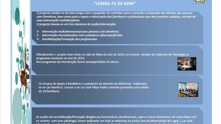 Gabinete de Psicologia da SCML