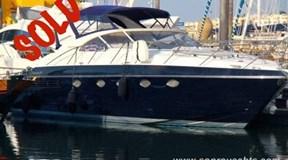 Boat for sale:  Algarve  Fairline Targa 43