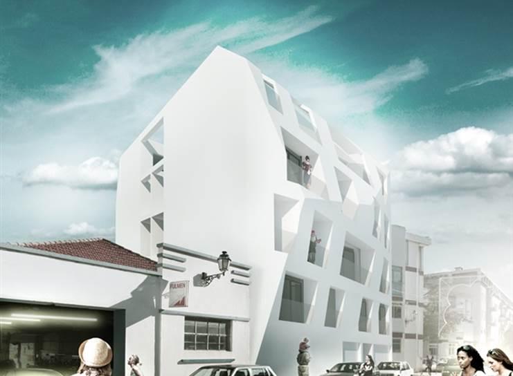 Edificio habitatação_Lagos