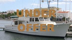 Boat for sale:  Algarve  Fleming 55 Pilothouse