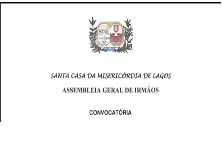Assembleia Geral de Irmãos - 21.03.2015