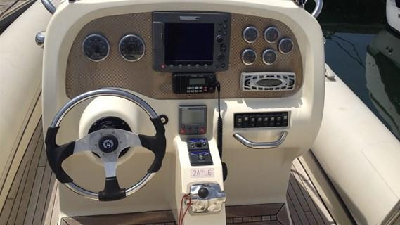 Boat for sale:  Algarve Hunton Boat 1004 RIB