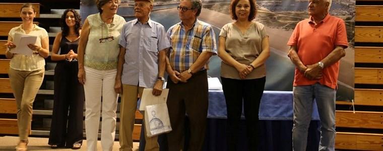 """2º Prémio do Concurso de Poesia """"Avós e Netos"""" discernido ao Sr. Arsénio Duarte"""