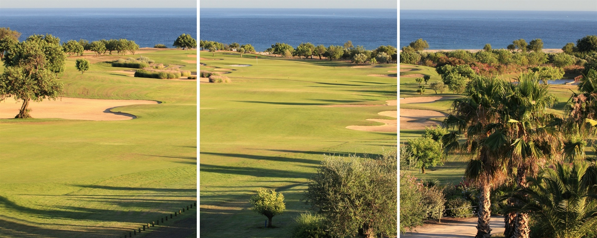 Fantastic golf courses