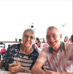 Rod & Margaret Vernon