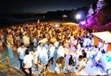 Das Nachtleben in der Algarve Portugal
