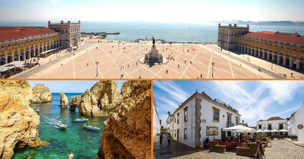 Portugal - The world´s best destination for 3 consecutive years