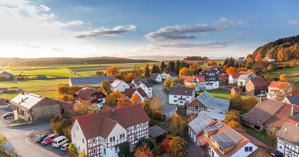 Germany real estate market: No Corona discount – property prices continue to rise despite the crisis, as published by renowned business daily newspaper Handelsblatt
