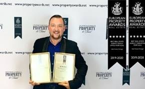 ideal homes award winners,euorpean property awards,property for sale portugal,investment property algarve