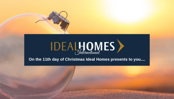 Day 11 of our Christmas Property Special! 😍