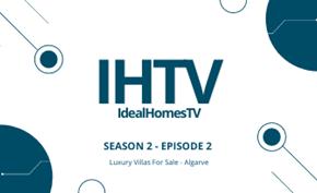 IHTV New Season ,Luxury Villas Algarve, Luxury Villas Portugal