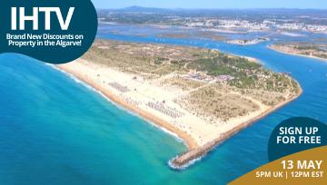 IHTV - Episode 4 -Discounts on Property in Algarve!