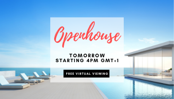 Join our Virtual Open House Tomorrow! 🏡