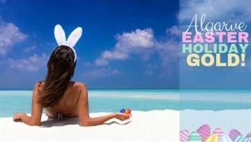 ☀ Fab Discounts for Easter Holidays in Algarve, Portugal! 🐰