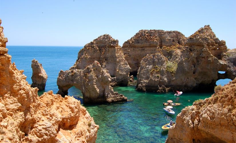 PONTA DA PIEDADE, ONE OF THE MOST BEAUTIFUL IN THE WORLD