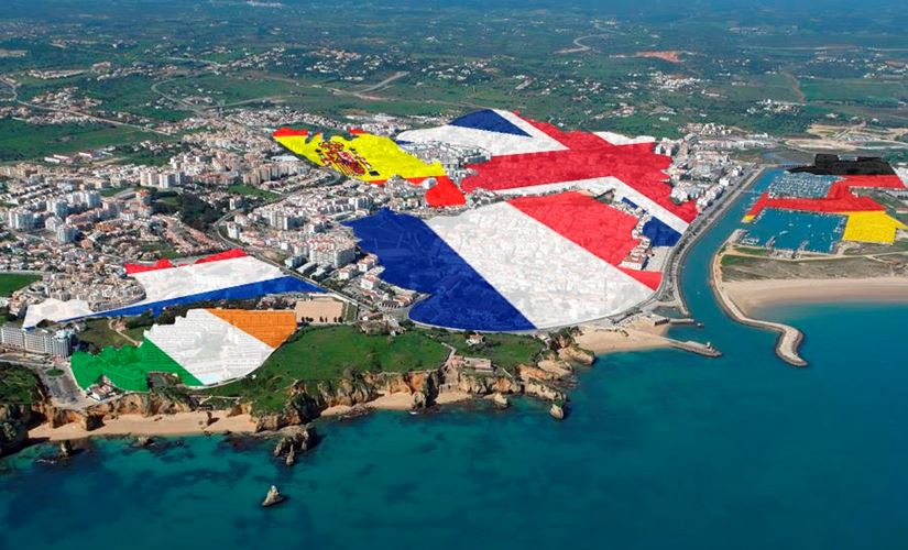 FRENCH VISITORS INCREASED TOURISM IN THE ALGARVE