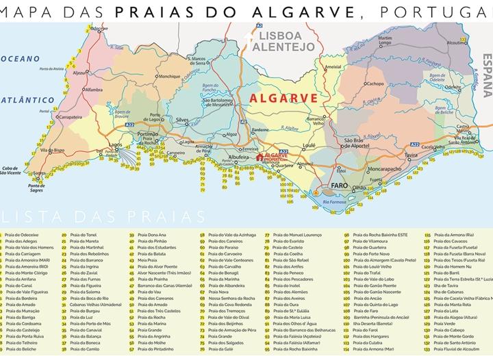 News > The best Algarve Beaches!