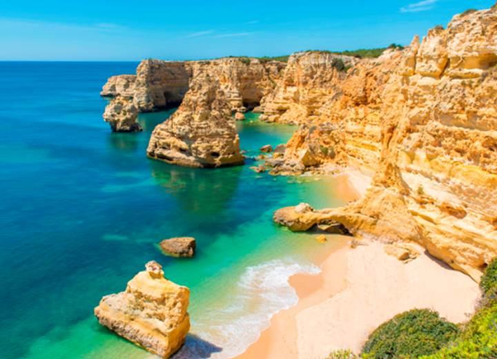 Nouvelles > Les meilleures plages de l'Algarve!