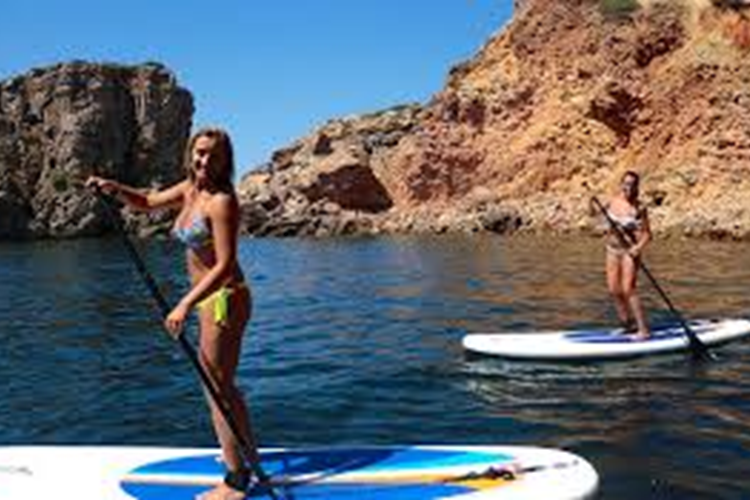 SUP- Stand Up Paddling!