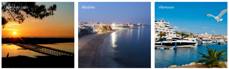 Property for sale in Central Algarve Portugal